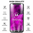 CLEAR HD TEMPERED GLASS SCREEN PROTECTOR EXPLOSION PROOF FOR MOTOROLA MODELS