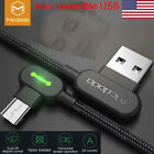 Mcdodo Micro USB Smart Braided Charging Cable Fast Charging Samsung S7 Android