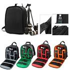 DSLR Camera Backpack Shoulder Bag Compact Photograph Waterproof for Canon Sony