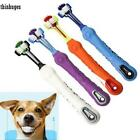 Pet Dog Oral Cleaning Tool Pet Three-head Toothbrush TI0S