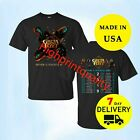 Greta Van Fleet North American Tour 2019 T-Shirt Men's Size image