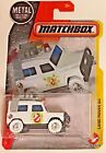 Matchbox Custom Ecto Land Rover 90 Ghosbusters limited edition