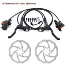 Купить Shimano MT200 Brake Bicycle Bike MTB Hydraulic Disc Brake Set HS1/G3 Optional