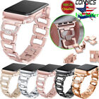 Stainless Steel iWatch Band Strap for Apple Watch 38/42mm 40/44mm Series 1 2 3 4
