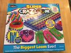 NEW!  Super CraZ Loom.  Great Holiday gift!  Large size loom and bands unopened