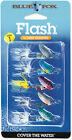 Внешний вид - Blue Fox Flash Spinner Kit Flashy Deep Running Inline Spinner Trout Fishing Lure