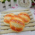 1PC Bread Scented Sids Toy Hand Pillow Sitchen Dining Decoration Aid Moble 4s