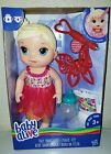 New! Baby Alive Face Paint Fairy Hasbro Blonde Drink & Pee Doll with Accessories