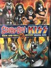 Scooby-Doo! & KISS: Rock & Roll Mystery DVD NEW Factory Sealed