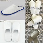 Men Women Unisex Disposable Slippers Towelling Hotel Slippers SPA Slippers Guest
