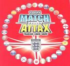 Match Attax Wolrd Cup 2010 Football Trading Cards