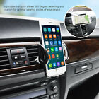 360° Car Holder Air Vent Mount Bracket For Mobile Cell Phone iPhone Samsung GPS