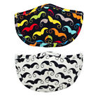 Kids Mask 100% Cotton High Quality Anti Dust Face Mouth Mask for Up to 5 Yr Old