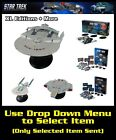 Eaglemoss Star Trek Official StarShip Collection XL Editions & Box Sets - New on eBay