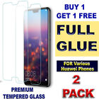 100%PREMIUM-GORILLA-TEMPERED GLASS SCREEN PROTECTOR FOR HUAWEI P SMART 2019