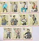 Elvis Presley 2007 Press Pass Elvis the Music TCB Parallel Card YOU PICK