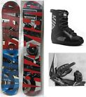 """NEW ARIA """"SOUND VIBES"""" SNOWBOARD, BINDINGS, BOOTS PACKAGE - 151.5cm"""