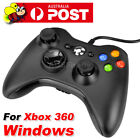 Wired Controller for Windows for Xbox 360 Console PC USB Wired Black