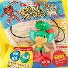 Pansage Pokemon Earphone Jack with Strap Promotional Authentic Licensed Japan