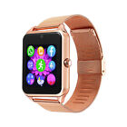 Bluetooth Smart Watch Phone Unlocked SIM GSM Call Text for LG K8 K10 V20 Q6 Q8