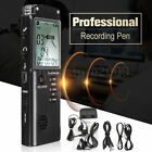 T60 Professional Digital Voice Recorder Time Display Dictaphone MP3 Player RP