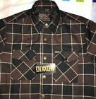 Dixxon Flannel Co RAMBLER lined Flannel Jacket! Limited Edition Release. Size L