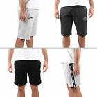 Everlast Mens Training Sweat Shorts Fleece Joggers Boxing Fitness Gym Pants