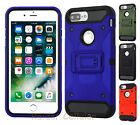 For Apple iPhone 7 | 8 Plus - Heavy Duty ShockProof Hybrid Armor Cover Case