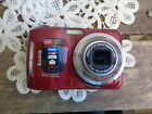 Kodak EasyShare C195 14.0MP Digital Camera Red Not Working For Parts
