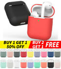 Внешний вид - Premium AirPods Silicone Case Cover Protective Skin for Apple Airpod Charging