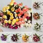 Artifical PU Tulips Flower Fake Real Touch Latex Bouquet Wedding Party