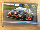 BTCC Gordon Shedden Honda Team Dynamics Yuasa Halfords No.52 ~ Fridge Magnet