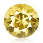 7.08ct Flawless 100%Natural earth mined top quality yellow color citrine brazil