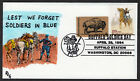 "1994 Buffalo Soldiers - Grier ""Buffalo Soldier Day"" EVENT Cover OT385"