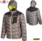 New 2019 KLIM TORQUE JACKET Gray Snowmobile Motorcycle 3M Thinsulate 2X