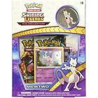 Pokmon Cards POKSM35PINBX Sm3.5 Shining Legends Mewtwo Pin Box