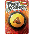 NEW Fart Sound Button - Not Silent But DEADLY - Poots Toots Squeaks & Blasts