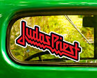 2 Judas Priest Band Decal Bogo Stickers For Car Truck Laptop Window Jeep Bumper