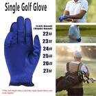 Men's Golf Glove Left Hand Right Handed Black Gray Rain Grip Hot No Sweat Pack