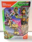 NEW MEGA CONSTRUX RAPH DIMENSION X BATTLE TEENAGE MUTANT NINJA TURLES