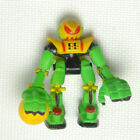 """Vintage  Z-bots Bladeroller Micro Machines 1993 Action Figure 2"""" Zbots by Galoob"""