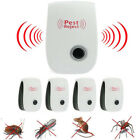 Electric Mosquito Fly Bug Insect Zapper Killer Trap Lamp Pest Control LED Light  photo