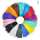 175mm Modeling 3D ABS PLA Print Ink Filament For 3D Drawing Printer Pen SAL W7O9