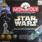 Star Wars Monopoly Collectors CD ROM Edition