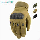 Touch Screen Motorcycle Gloves Full Finger Tactical Military Hunting Work Gloves