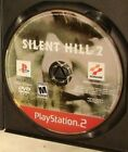 Sony PS2 video game BACKWARD COMPATIBLE w/ PS3     SILENT HILL 2