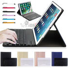 """For iPad 6th Gen 9.7"""" 2018 /5th Gen 9.7"""" 2017 Case Cover with Bluetooth Keyboard"""