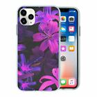 Tropical Art Pattern TPU Back Case Cover For Mobile Phone - S10264