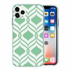 Geometric Art Print TPU Back Case Cover For Mobile Phone - S10049