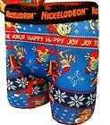 Nickelodeon ~ Ren & Stimpy~ Holiday Boxer Briefs Underwear men's